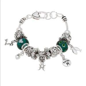 💚 Charmed Life Pisces Charm Bracelet